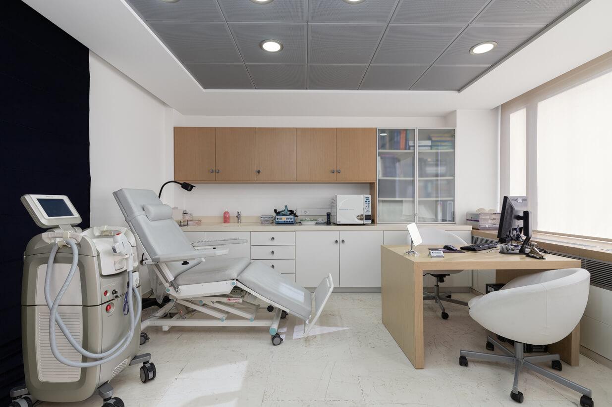 Ιατρείο της Athens Breast Clinic